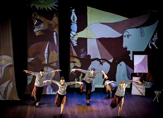 Picasso en danza